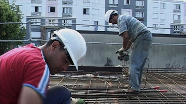 Petite maison cite et ouvriers
